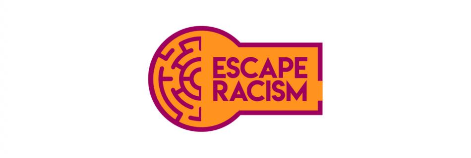 Logotipo del proyecto Escape Racism