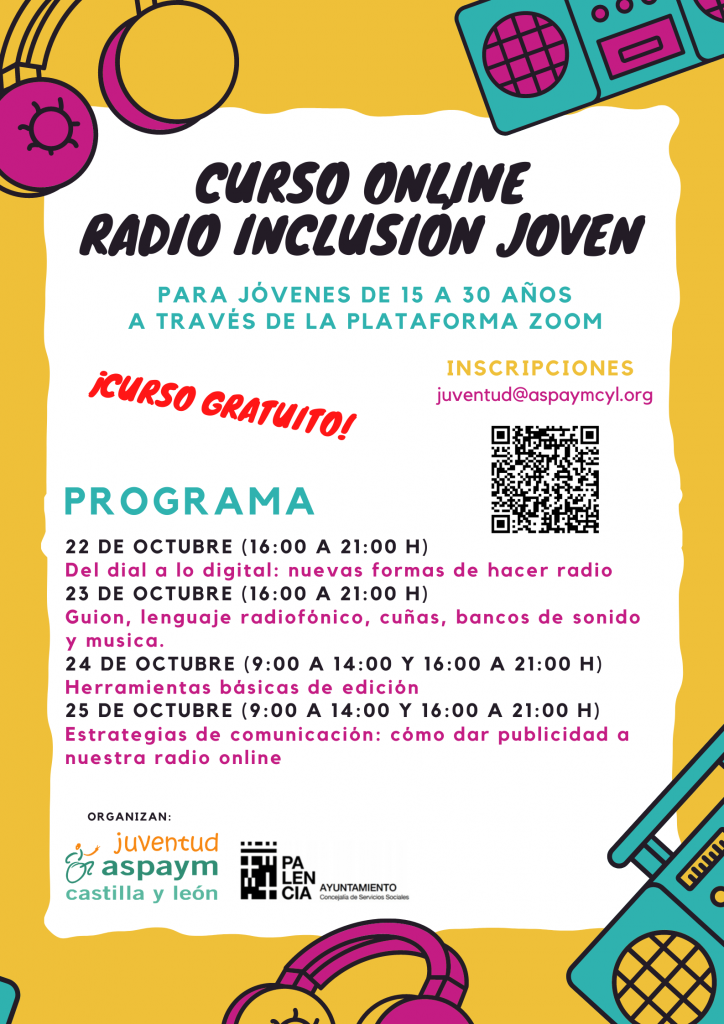 Curso Online Radio Inclusión